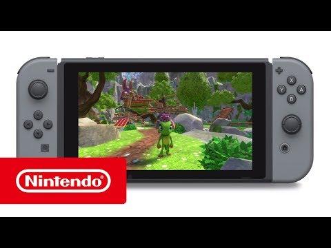 Yooka-Laylee - Launch Trailer (Nintendo Switch) de Yooka - Laylee