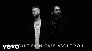 MISSIO   I Don't Even Care About You (Official Audio)