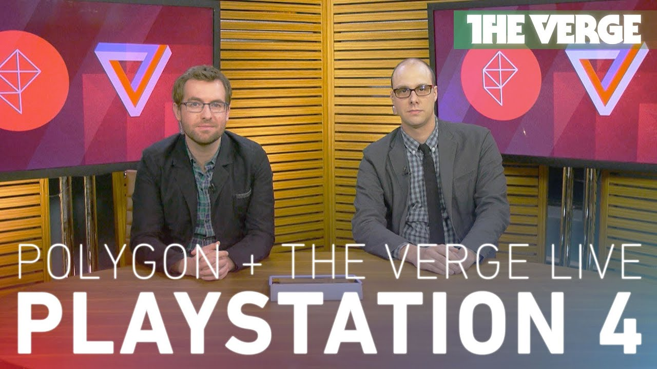Polygon + The Verge Live: Playstation 4 launch event thumbnail
