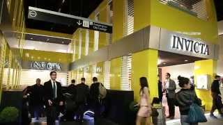 Invicta Baselworld 2015 Promo