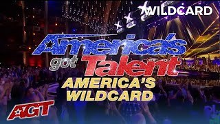 America's Got Talent WILCARD Intro: Who Will America Vote Through as America's Wildcard 2021?