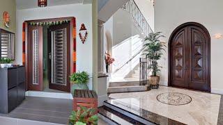 Beautiful Front Door Decoration Ideas 2020