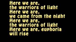 Freedom Call - Warriors Lyrics
