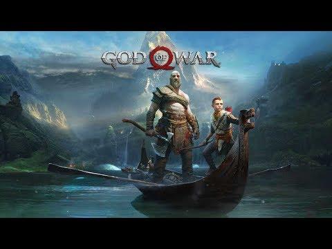 God of War (2018) - Game Movie