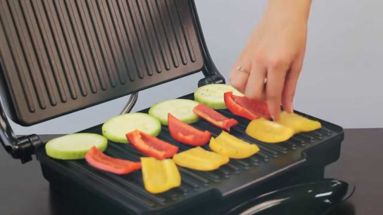 Electric Grill Demo