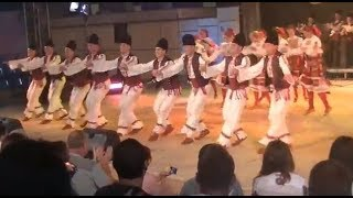 Bulgarian folk dance Болгарский народный танец