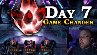 Day 7 Recap, part 1 - Preparing for The End | Marvel Contest of Champions
