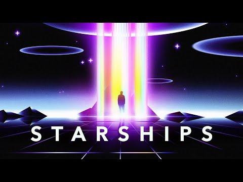 Starships - Chillwave Mix