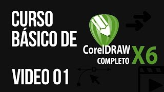 Curso básico de COREL X6 - Video 01- ¿Que es COREL DRAW?