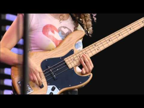 World's hottest bass player: Tal Wilkenfeld