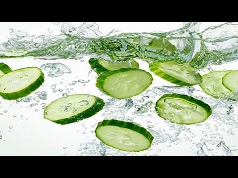 Video Top 7 Benefits of Drinking Cucumber Water