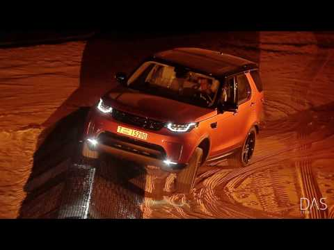 Land Rover All-New Discovery Launch Event