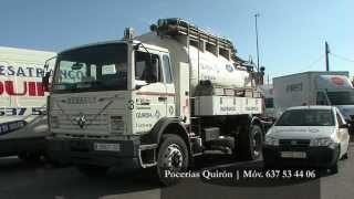 preview picture of video 'Limpieza de fosas septicas Griñon Tl 637534406'