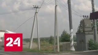 В Подмосковье фура вылетела на встречку и снесла 5 машин - Россия 24