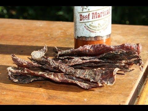 Beef Jerky - ganz einfach selber machen