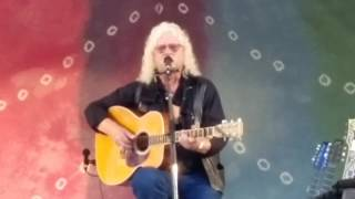 """""""Ring-A-Round-A-Rosy-Rag"""" Arlo Guthrie Clearwater Fest 6/18/17"""