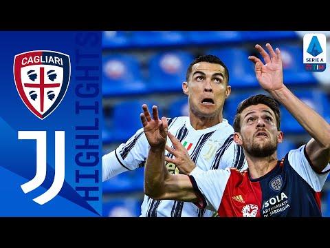 Cagliari 1-3 Juventus | Ronaldo Secures A First-Half Hat-Trick | Serie A TIM