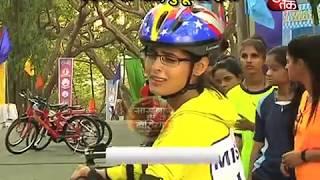 Yeh Rishte Hai Pyaar Ke: CYCLE RACE Between Mishti & Kuhu!