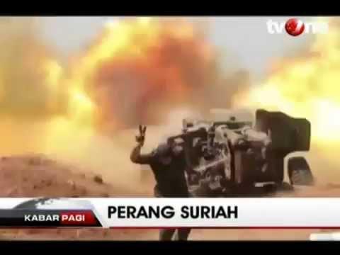 Pemerintah Suriah Rilis Video Pertempuran