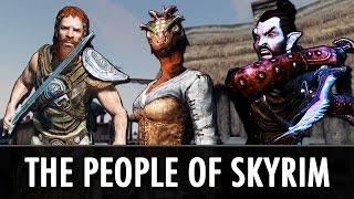 Skyrim Mod: The People of Skyrim - Ultimate