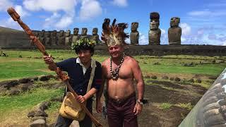 80日間中南米の旅・チリ編Part.2〜イースター島〜
