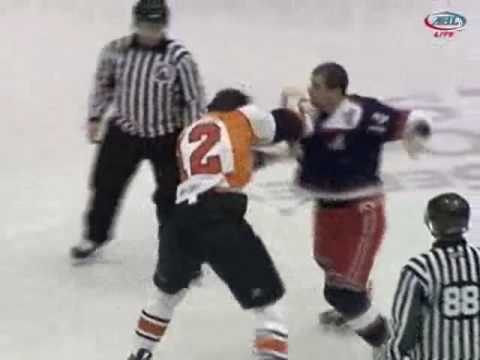 Garrett Klotz vs. Justin Soryal