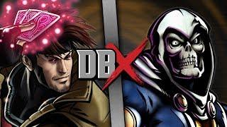 Gambit VS Taskmaster (X-Men VS Marvel) | DBX