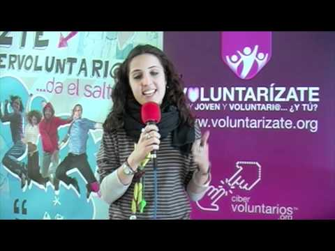 Voluntarízate con cibervoluntarios :)