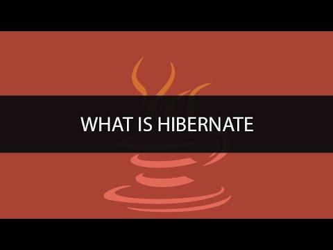 What is Hibernate   Java Hibernate tutorial - 1   Edureka