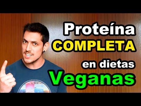 ¿Cómo obtener Proteína Completa en dietas veganas?