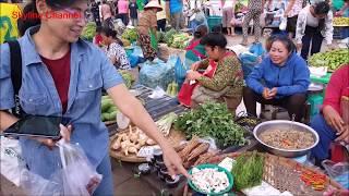 แบ่งปันน้ำใจสู่เมืองลาว EP2:ตลาดหนองจัน(ตลาดขัวดิน) ตลาดสดใหญ่ที่สุดในเวียงจันทน์