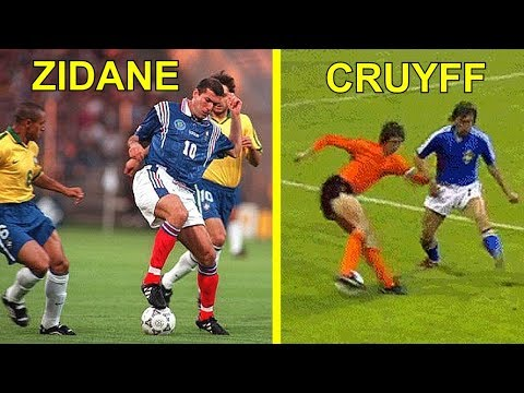Footballers Who INVENTED a SKILL!