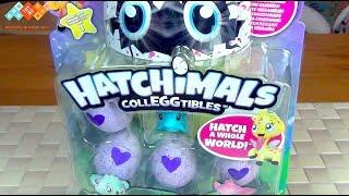 Hatchimals Сюрприз Хетчималс Яйцо сюрприз Коллекционные фигурки