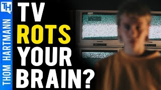 Does Too Much TV Create Dementia? Geeky Science