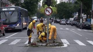 'Cuidando de Santos': veja a agenda prevista para esta sexta (15)