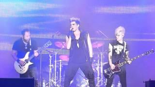 Adam Lambert Sure Fire Winners HD Ste Agathe July 2011
