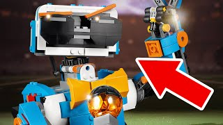 LEGO BOOST Robot Challenges Ideas, Fails and Funny Moments Compilation! Fun Video for Kids