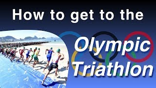 How to get to the 2020 Tokyo Olympic Triathlon