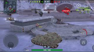 WOT Blitz FV215b 183 😂 WOT Music Faust new Starwars Map 5038 Damage 3 Kills