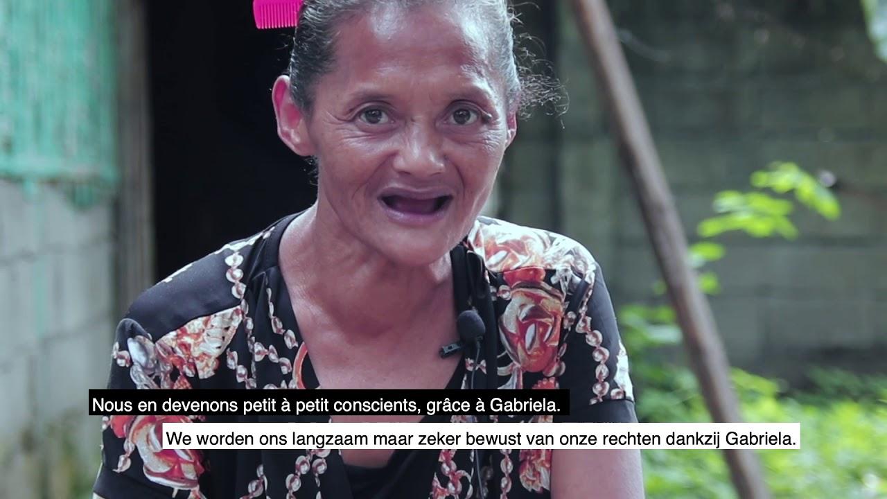 Philippines : La lutte de Gabriela en faveur des droits des femmes