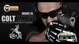 COLT MK IV SERIES 70 # CYBERGUN / AIRSOFT REVIEW