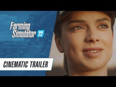 Farming Simulator 22 - 'It's a calling' (Cinematic Trailer) de Farming Simulator 22