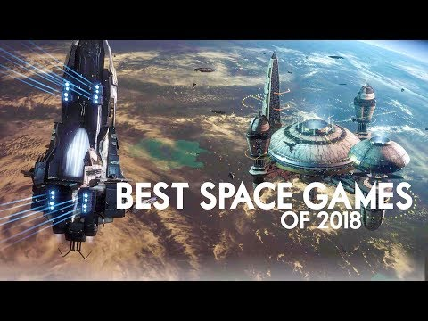 The Best Space Games In 2018