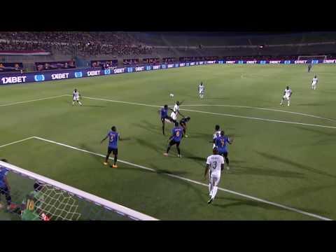 العرب اليوم - شاهد: هدف اليوم من بطولة كأس أفريقيا في مصر
