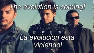 30 seconds to mars R-Evolve (Sub Español/Ingles)