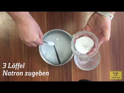 Zero Waste Selbsttest: Spüli selber machen