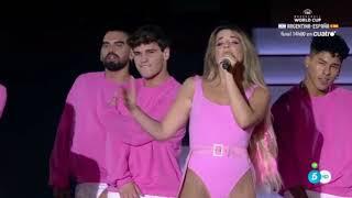 Lola Índigo Coca Cola Music Experience 2019