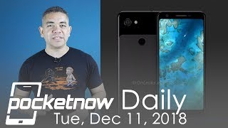 Google Pixel 3 Lite XL, Galaxy S10 Lite flat display & more