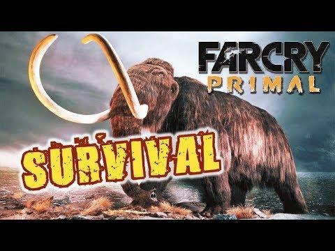 FAR CRY: PRIMAL. Обзор игры ► Режим выживания / Survival mod