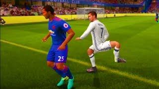 Приколы в играх WDF 20   FIFA 17